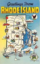 gre000108 - Rhode Island, USA Postcards Post Cards Old Vintage Antique