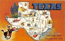 gre000154 - Texas, USA Postcards Post Cards Old Vintage Antique