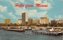 gre000180 - Miami Florida, USA Postcards Post Cards Old Vintage Antique