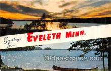 gre000208 - Eveleth Minnesota, USA Postcards Post Cards Old Vintage Antique