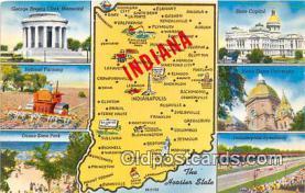 gre000215 - Indiana, USA Postcards Post Cards Old Vintage Antique