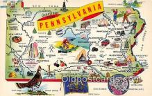 gre000222 - Pennsylvania, USA Postcards Post Cards Old Vintage Antique