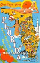 gre000247 - Florida, USA Postcards Post Cards Old Vintage Antique