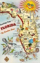 gre000248 - Florida, USA Postcards Post Cards Old Vintage Antique