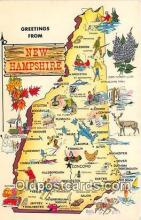 gre000282 - New Hampshire, USA Postcards Post Cards Old Vintage Antique