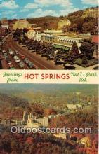 gre000297 - Hot Springs Arkansas, USA Postcards Post Cards Old Vintage Antique
