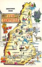 gre000299 - New Hampshire, USA Postcards Post Cards Old Vintage Antique