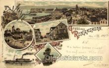 gsa001014 - Romanshorn Gruss Aus, Postcard Post Card