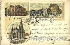 gsa001027 - Mulhausen Gruss Aus