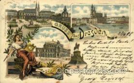 gsa001043 - Dresden Gruss Aus