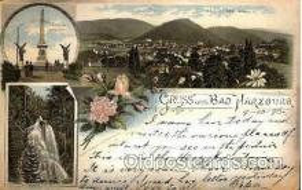 gsa001049 - Bad Harzburg Gruss Aus