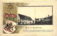 gsa001073 - Grossbettlingen Postcard Post Card