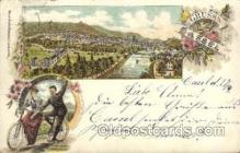 gsa001076 - Gruss Aus Cassel Postcard Post Card