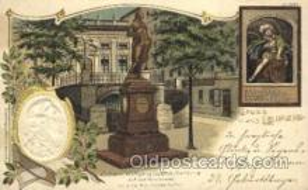 gsa001095 - Gruss Aus Leipzig Postcard Post Card