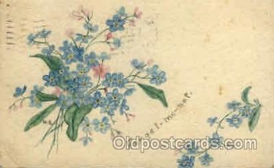 hnd001008 - Hand Made postcard postcards