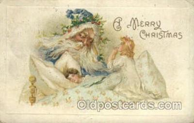 hol000353 - Santa Claus Postcards Post Card