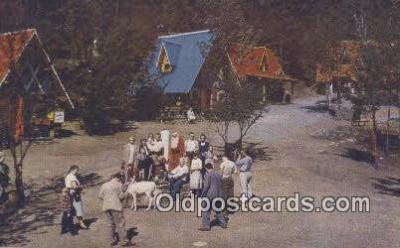 hol003477 - Wilmington, NY, USA Santa Claus Postcard, Chirstmas Post Card Old Vintage Antique Carte, Postal Postal