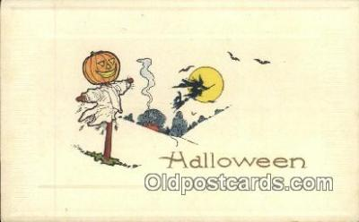 Halloween Postcard Post Card