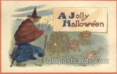 A Jolly Halloween