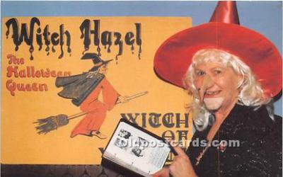 Witch Hazel the Halloween Queen