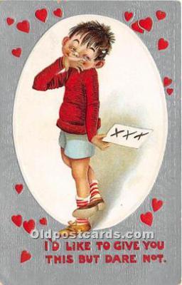 hol017544 - Valentines Day Postcard