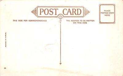 hol018653 - Santa Claus Christmas Old Vintage Antique Postcard  back