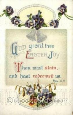 hol030241 - Artist Ellen Clapsaddle, Happy Easter Postcard Post Cards