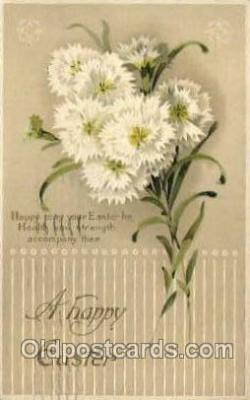 hol030260 - Artist Ellen Clapsaddle, Happy Easter Postcard Post Cards