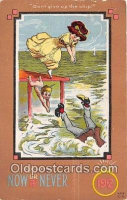 1912 Leap Year, Diamond Ring Series