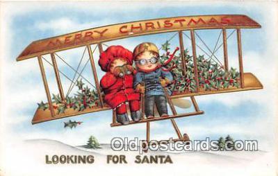 Looking for Santa