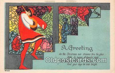 A Greeting, Christmas