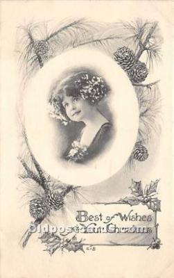 hol050666 - Christmas Holiday Postcard