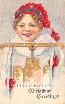 hol050674 - Christmas Holiday Postcard