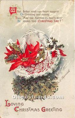 hol050786 - Christmas Holiday Postcard