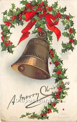 hol050876 - Christmas Holiday Postcard