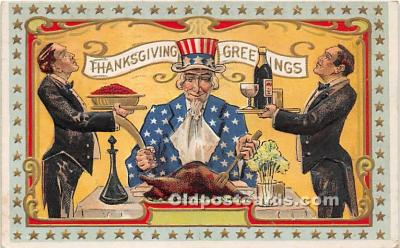 hol063025 - Thanksgiving Greeting Postcard