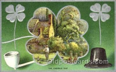 hol070034 - St. Saint Patrick's Day Postcard Postcards