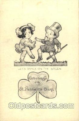 hol070060 - St. Saint Patrick's Day Postcard Postcards