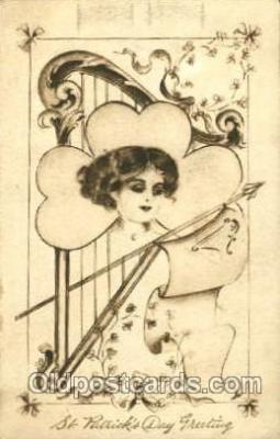 hol070066 - St. Saint Patrick's Day Postcard Postcards