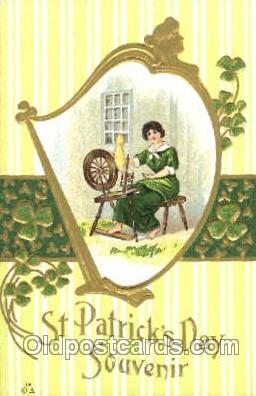 hol070067 - St. Saint Patrick's Day Postcard Postcards
