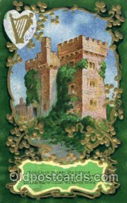 hol070068 - St. Saint Patrick's Day Postcard Postcards