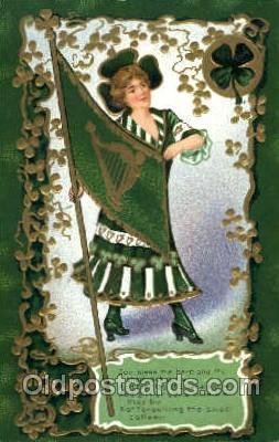 hol070076 - St. Saint Patrick's Day Postcard Postcards