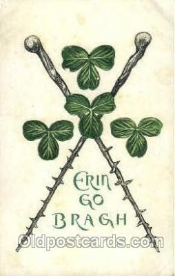 hol070103 - St. Patricks Day Postcard Postcards