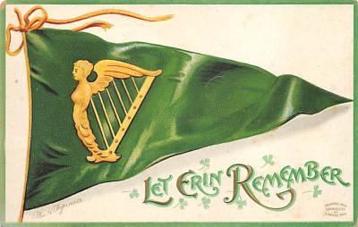 holA070465 - Artist Ellen Clapsaddle Saint Patrick's Day Post Card