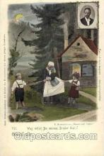 hag001004 - Hansel & Gretel Postcard Postcards