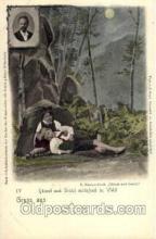 hag001008 - Hansel & Gretel Postcard Postcards