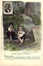hag001009 - Hansel & Gretel Postcard Postcards