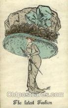 hat001142 - The Alpha - series 146 Hat Pins, Hats, Postcard Postcards