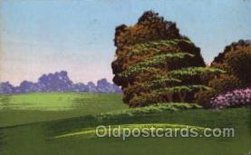 hnd001002 - Hand Made postcard postcards