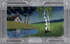 hnd001010 - Hand Made postcard postcards